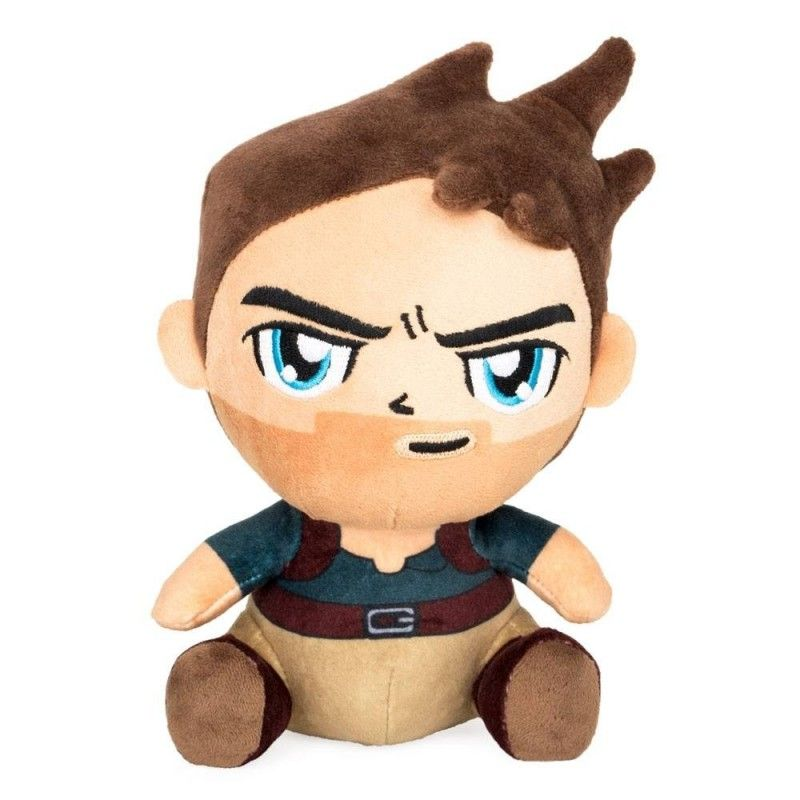 GAYA ENTERTAINMENT UNCHARTED 4 - NATHAN DRAKE PUPAZZO PELUCHE 20CM PLUSH FIGURE