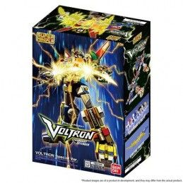 VOLTRON SUPER MINIPLA SDDC COMICON LIMITED EDITION SET MODEL KIT 18CM ACTION FIGURE BANDAI
