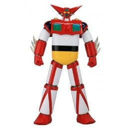 GETTER ONE 20 CM SOFUBI TOY BOX ACTION FIGURE KAIYODO