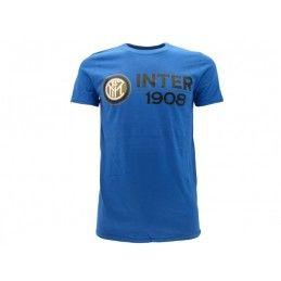MAGLIA T SHIRT UFFICIALE FC INTERNAZIONALE BLU