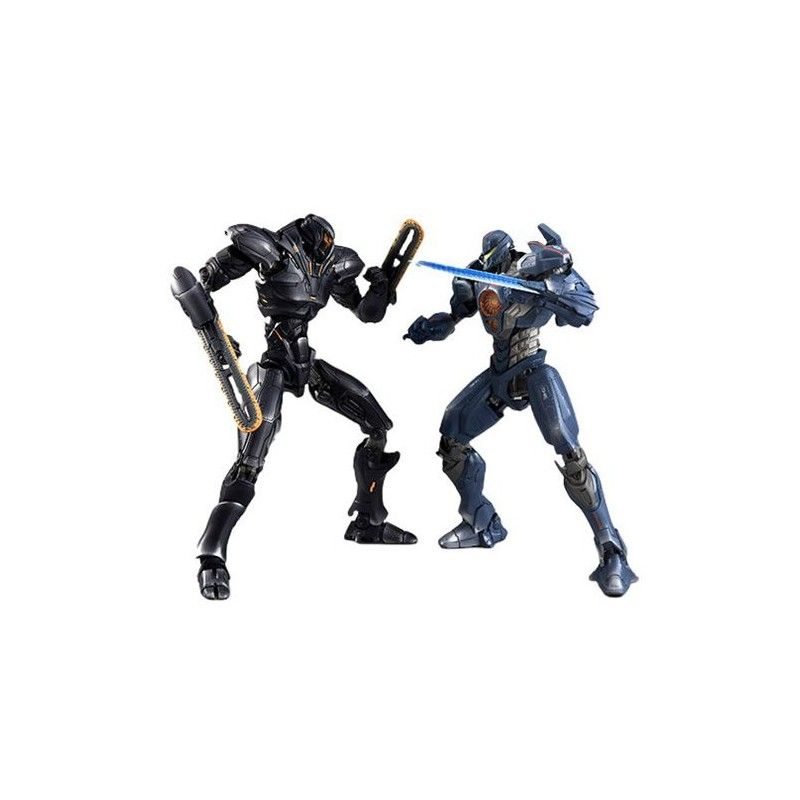 NECA PACIFIC RIM UPRISING - SIBERIA BATTLE SET SDCC 2018 ACTION FIGURE