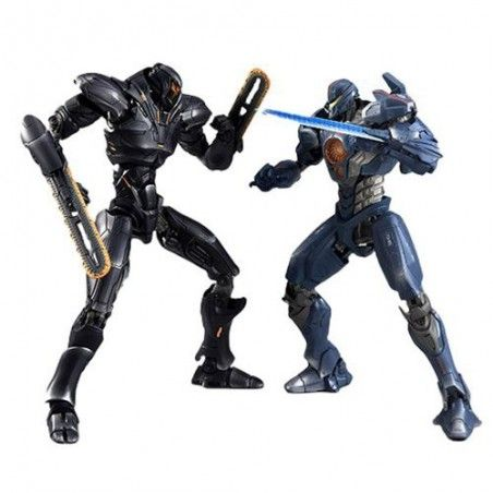 PACIFIC RIM UPRISING - SIBERIA BATTLE SET SDCC 2018 ACTION FIGURE