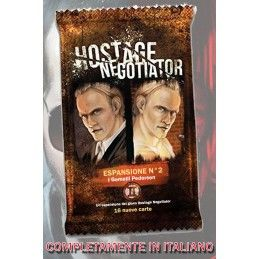 HOSTAGE NEGOTIATOR ESP.2 GEMELLI PEDERSEN EDIZIONE ITALIANA DO NOT PANIC GAMES