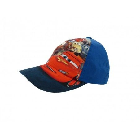 CAPPELLO BASEBALL CAP DISNEY CARS GRUPPO BLU ROYAL