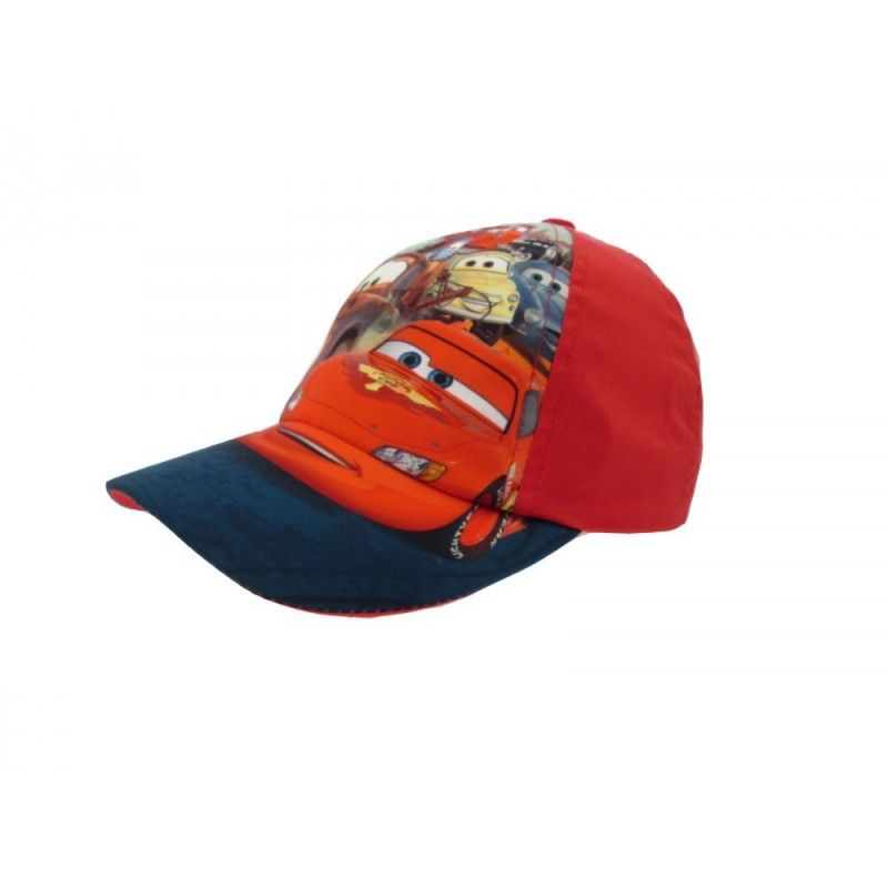 CAPPELLO BASEBALL CAP DISNEY CARS GRUPPO ROSSO