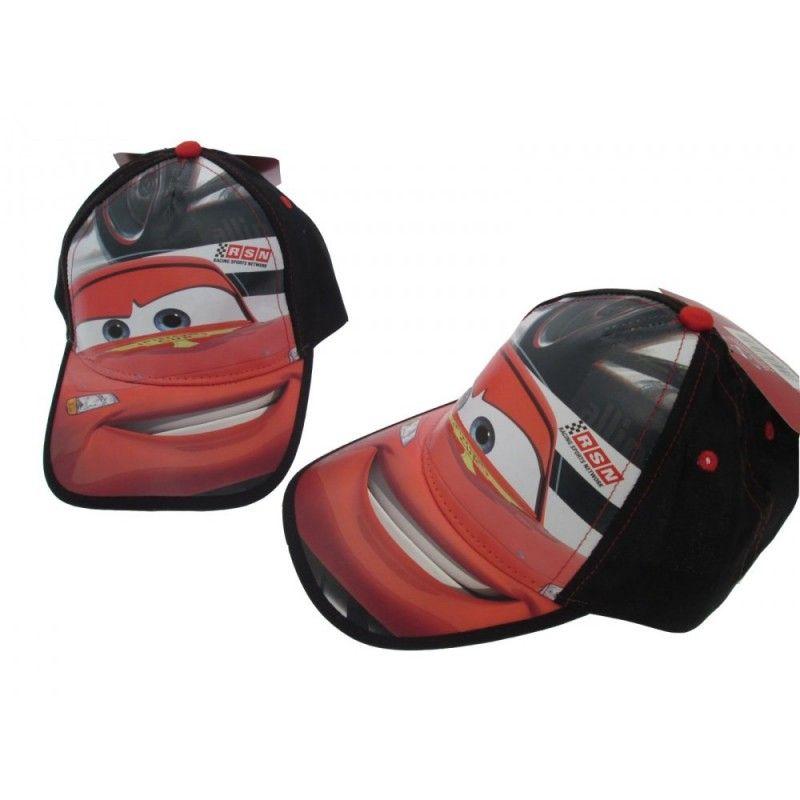 CAPPELLO BASEBALL CAP DISNEY CARS RSN NERO
