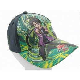 CAPPELLO BASEBALL CAP BAKUGAN CARTOON NETWORK