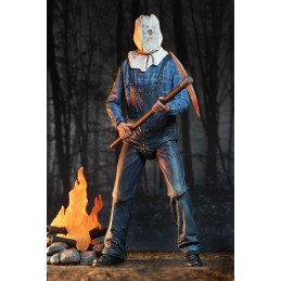 FRIDAY THE 13TH - ULTIMATE JASON PART 2 DELUXE ACTION FIGURE NECA