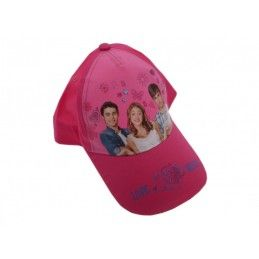 CAPPELLO BASEBALL CAP DISNEY VIOLETTA LOVE MUSIC
