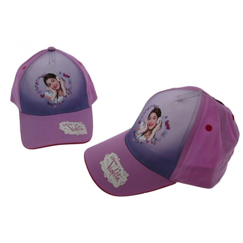 CAPPELLO BASEBALL CAP DISNEY VIOLETTA LOVE MUSIC
