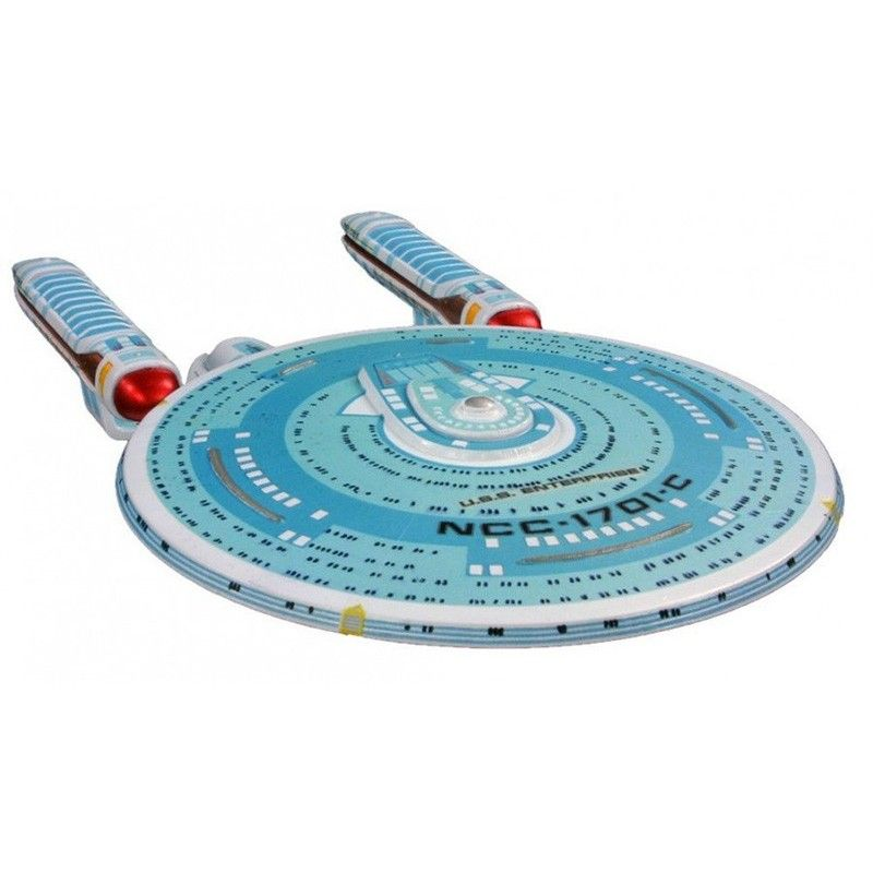 AMT STAR TREK U.S.S. ENTERPRISE NCC-1701-C 1/2500 MODEL KIT