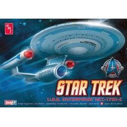 STAR TREK U.S.S. ENTERPRISE NCC-1701-C 1/2500 MODEL KIT AMT