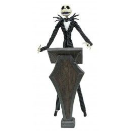 DIAMOND SELECT NIGHTMARE BEFORE CHRISTMAS - SILVER ANNIVERSARY JACK ACTION FIGURE