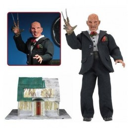 A NIGHTMARE ON ELM STREET 3 - FREDDY KRUEGER TUXEDO ACTION FIGURE