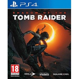 SHADOW OF THE TOMB RAIDER PS4 NUOVO ITALIANO