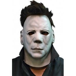HALLOWEEN 2 MICHAEL MYERS DELUXE LATEX MASCHERA MASK GAYA ENTERTAINMENT