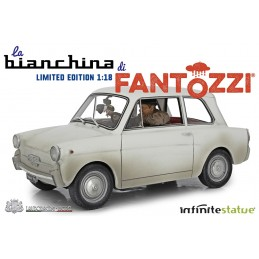 LA BIANCHINA DI UGO FANTOZZI LIMITED 1/18 SCALE FIGURE