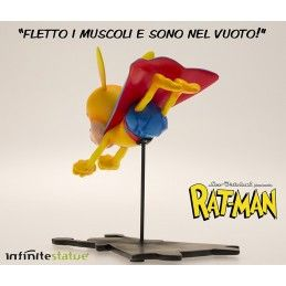 RAT-MAN THE INFINITE COLLECTION N.6 STATUE LEO ORTOLANI