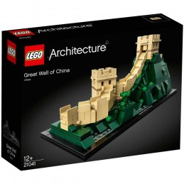 LEGO Architecture GREAT WALL OF CHINA - GRANDE MURAGLIA CINESE 21041