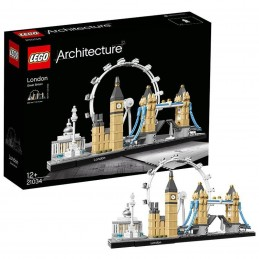 LEGO Architecture LONDON LONDRA 21034