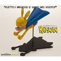 INFINITE STATUE RAT-MAN THE INFINITE COLLECTION N.6 STATUE LEO ORTOLANI