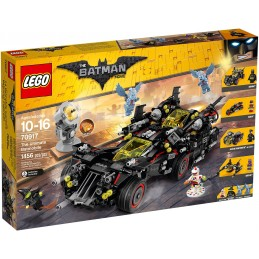 LEGO BATMAN THE MOVIE - THE ULTIMATE BATMOBILE 70917
