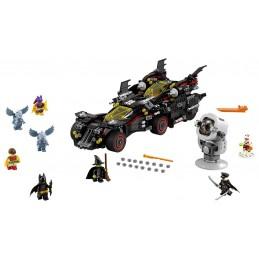 LEGO BATMAN THE MOVIE - THE ULTIMATE BATMOBILE 70917