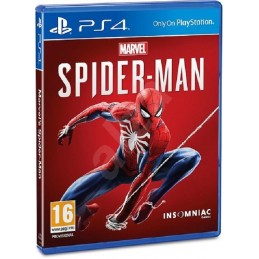 MARVEL SPIDER-MAN PS4 NUOVO ITALIANO