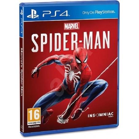 MARVEL SPIDER-MAN PS4 NUOVO ITALIANO
