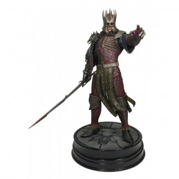 THE WITCHER 3 WILD HUNT - EREDIN KINGOF THE WILD HUNT 20CM PVC STATUE FIGURE DARK HORSE