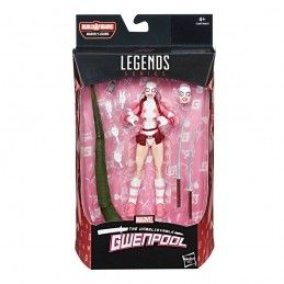 MARVEL LEGENDS SERIES LIZARD - GWENPOOL ACTION FIGURE HASBRO