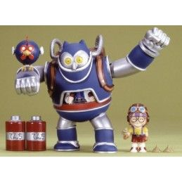 DR. SLUMP E ARALE - CARAMEL MAN 1 MODEL KIT ACTION FIGURE BANDAI