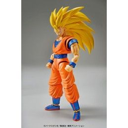 DRAGON BALL Z - RISE SUPER SAIYAN 3 SON GOKOU GOKU MODEL KIT FIGURE