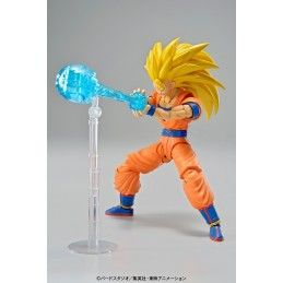 BANDAI DRAGON BALL Z - RISE SUPER SAIYAN 3 SON GOKOU GOKU MODEL KIT FIGURE