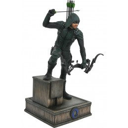 GREEN ARROW GALLERY 23CM STATUE FIGURE