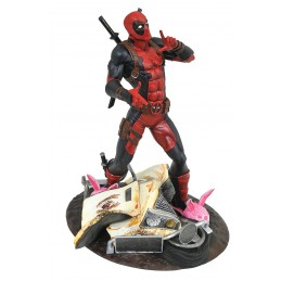 MARVEL GALLERY - TACO TRUCK DEADPOOL 25CM STATUE FIGURE DIAMOND SELECT