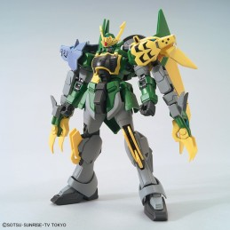 HIGH GRADE HGBD GUNDAM JIYAN ALTRON TIGERWOLF 1/144 MODEL KIT