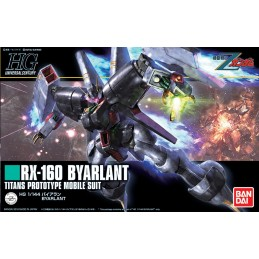 HIGH GRADE HGUC RX-160 GUNDAM BYARLANT 1/144 MODEL KIT FIGURE