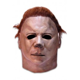 HALLOWEEN 2 MICHAEL MYERS ADULT DELUXE LATEX MASCHERA MASK