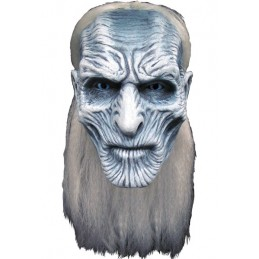 GAME OF THRONES WHITE WALKER DELUXE LATEX MASCHERA MASK