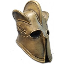 GAME OF THRONES THE MOUNTAIN HELMET DELUXE LATEX MASCHERA MASK