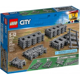 LEGO CITY - TRACKS BINARI 60205