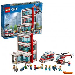 LEGO CITY - OSPEDALE HOSPITAL 60204
