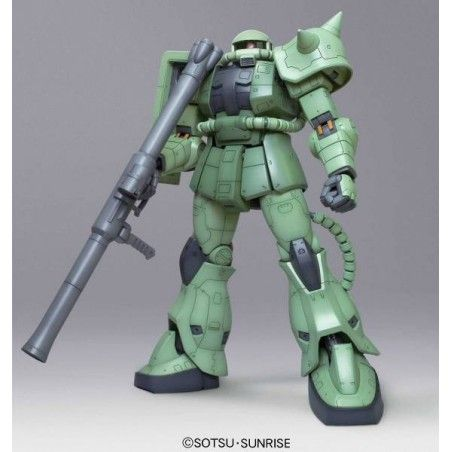 MEGA SIZE MODEL MSM GUNDAM MS-06 ZAKU II 1/48 MODEL KIT