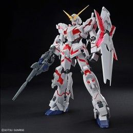 MEGA SIZE MODEL UNICORN GUNDAM DESTROY MODE FULL PSYCHO-FRAME 1/48 MODEL KIT