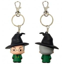 SD TOYS HARRY POTTER MCGONAGALL FIGURATIVE KEYCHAIN PORTACHIAVI FIGURE