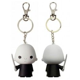 HARRY POTTER LORD VOLDEMORT FIGURATIVE KEYCHAIN PORTACHIAVI FIGURE SD TOYS