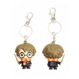 HARRY POTTER HARRY SCARF FIGURATIVE KEYCHAIN PORTACHIAVI FIGURE SD TOYS