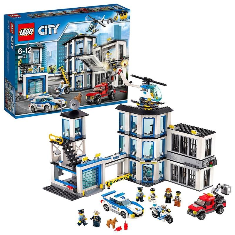 LEGO CITY - STAZIONE DI POLIZIA Police Station 60141