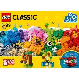 LEGO CLASSIC MATTONCINI E INGRANAGGI 10712